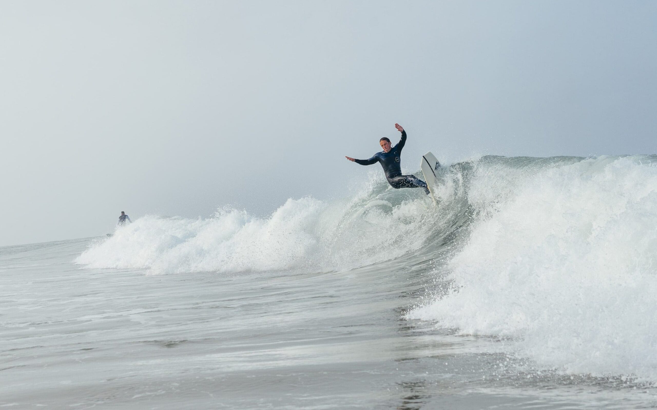 frontside lipper surfen